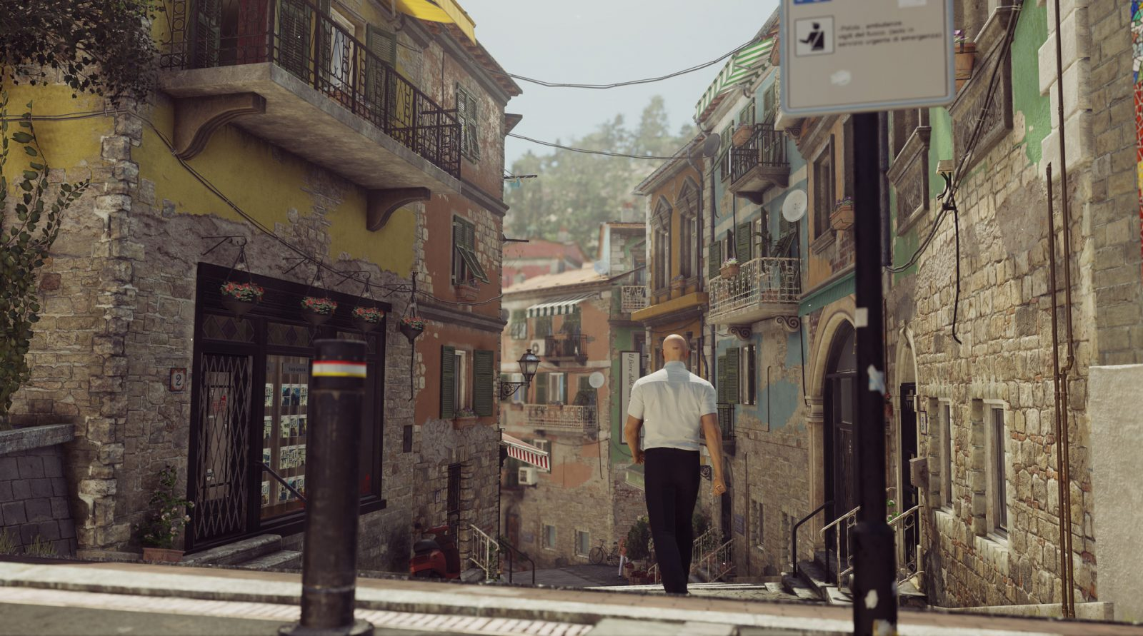 Hitman will get HDR support on January 31st