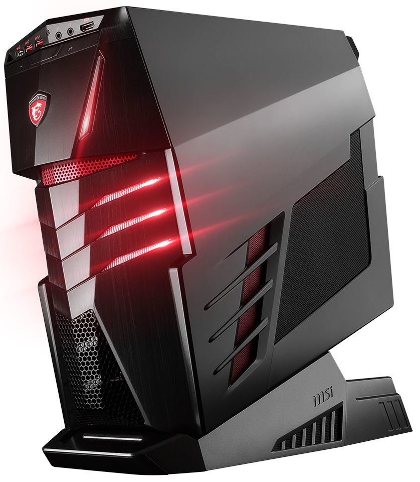 MSI Aegis Series Gaming Desktops Receive Intel Kaby Lake Upgrade