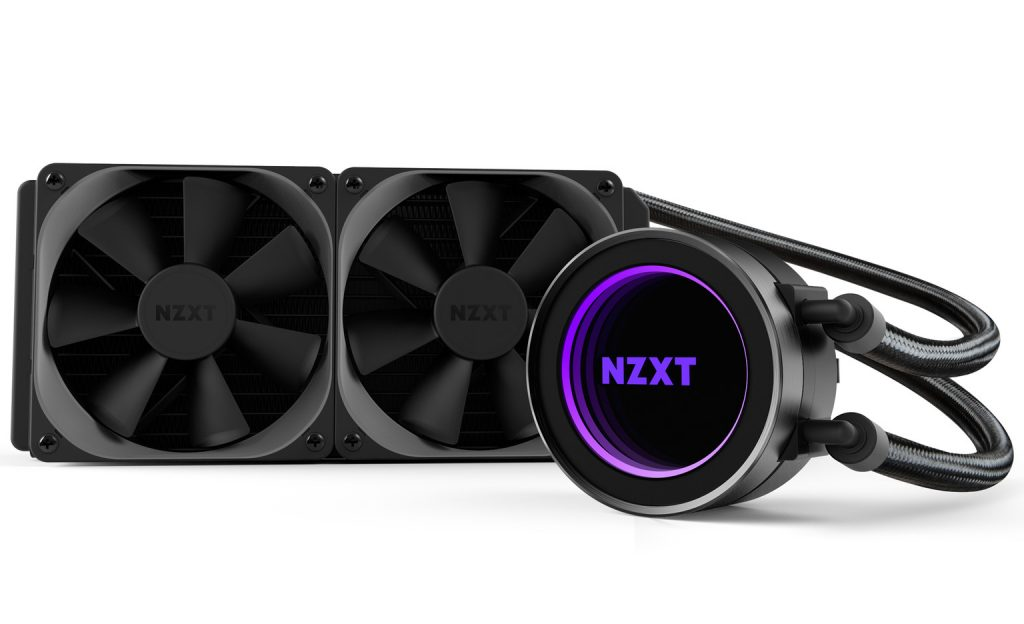 NZXT Delivers AM4 Support for its Kraken Range of AIO Coolers