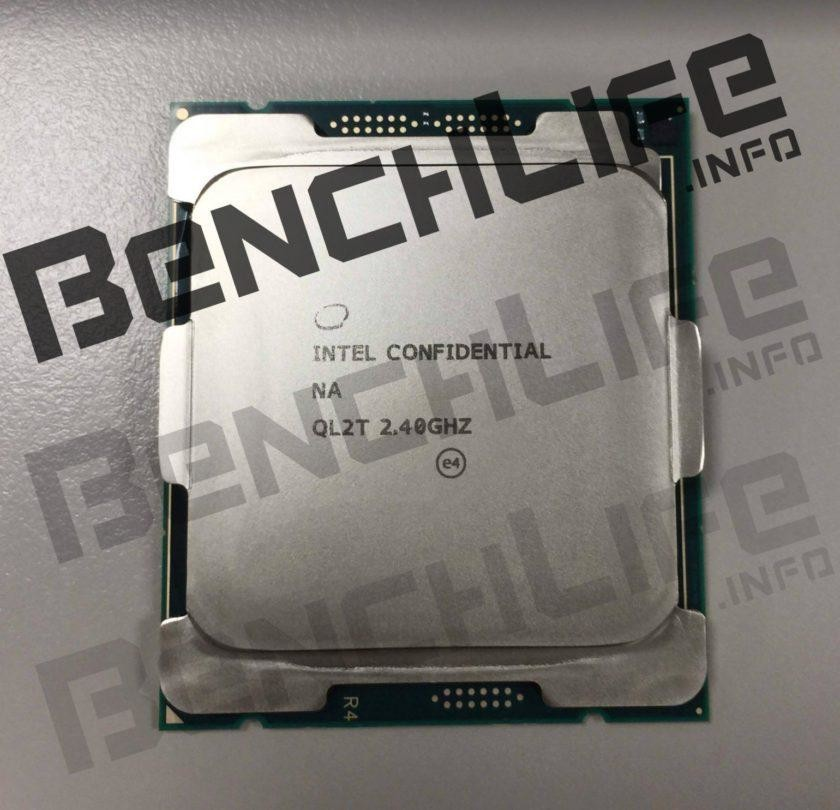 Intel's Skylake-X series CPUs are rumored to release in Q3 2017