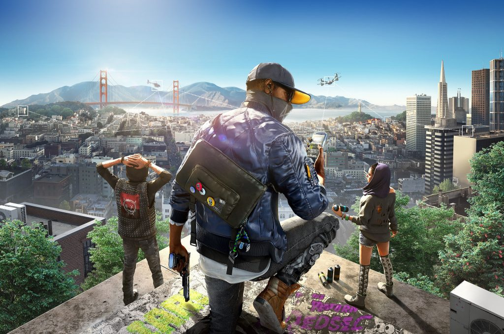 Watch Dogs 2 PC just got a new update 1.09 with improving optimizations and fixes