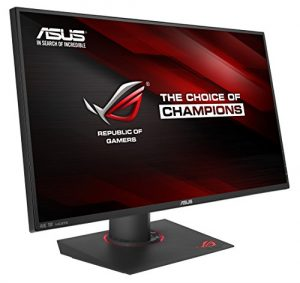 ASUS leads the Gaming Monitor Market in 2016