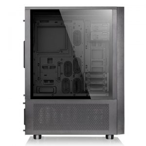 Thermaltake unveils the Core X71 Tempered Glass Edition