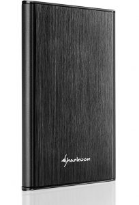 Sharkoon Announces the RapidCase 2.5 Portable HDD Enclosure