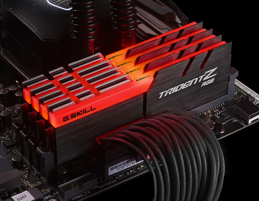 G.SKILL Announces New Trident Z DDR4 Series Specifications for Z270