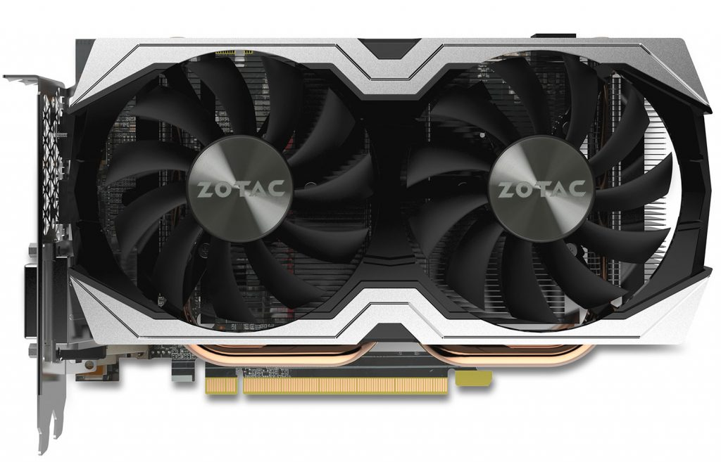 Zotac Unveils the GeForce GTX 1070 Mini Graphics Card