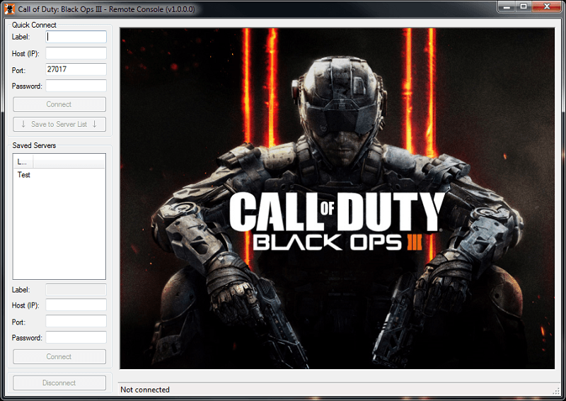 Now Call of Duty: Black Ops 3 owners can host dedicated servers