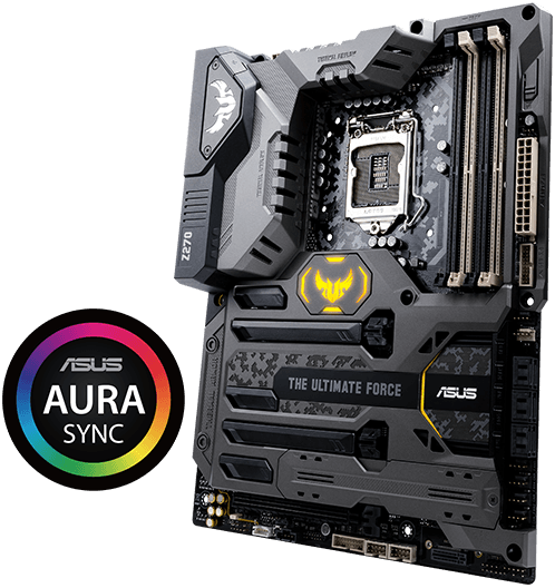 ASUS Announces Z270 Series Motherboards