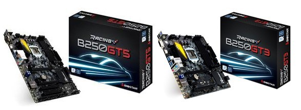 Light Up Your Gaming with Biostar B250 Motherboard Series
