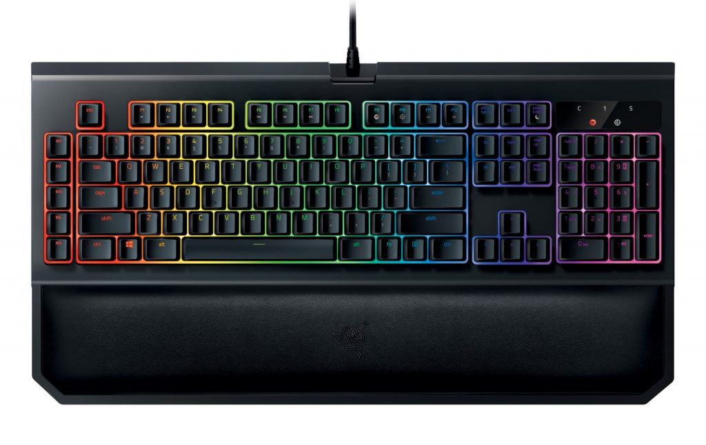 Razer Updates Its BlackWidow Chroma Keyboard