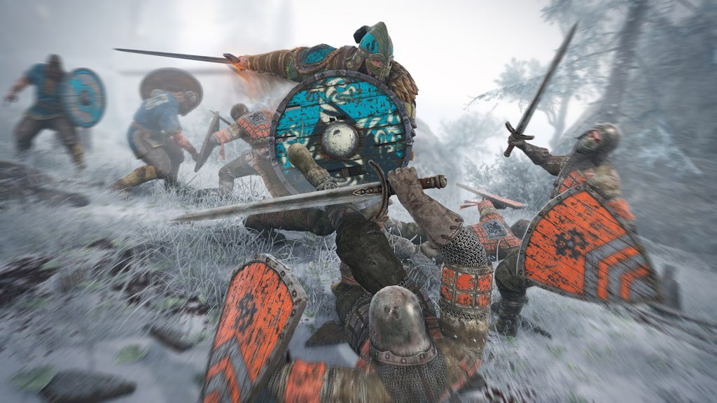 "Ubisoft released system requirements of ""For Honor"""