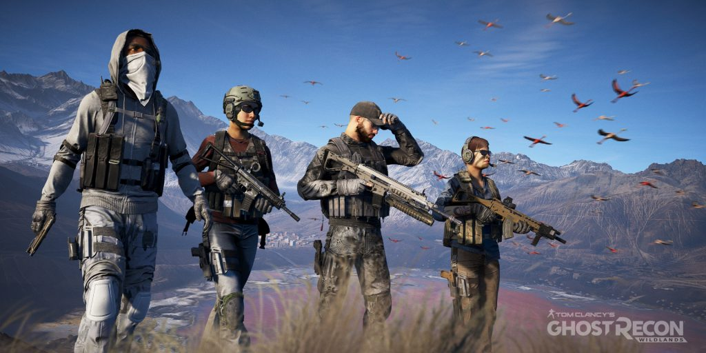 Ghost Recon Wildlands closed beta starts on February 3