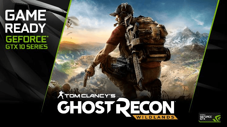 Prepare For Battle. Buy Any GTX 1080 or GTX 1070 & get For Honor or Ghost Recon Wildlands, free!