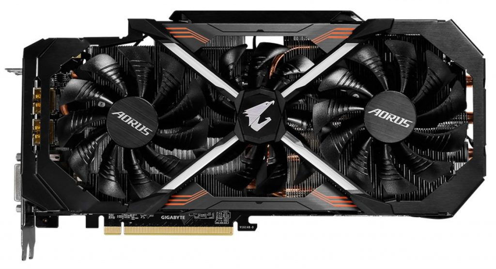 GIGABYTE Announces the First Aorus Branded Graphics Card