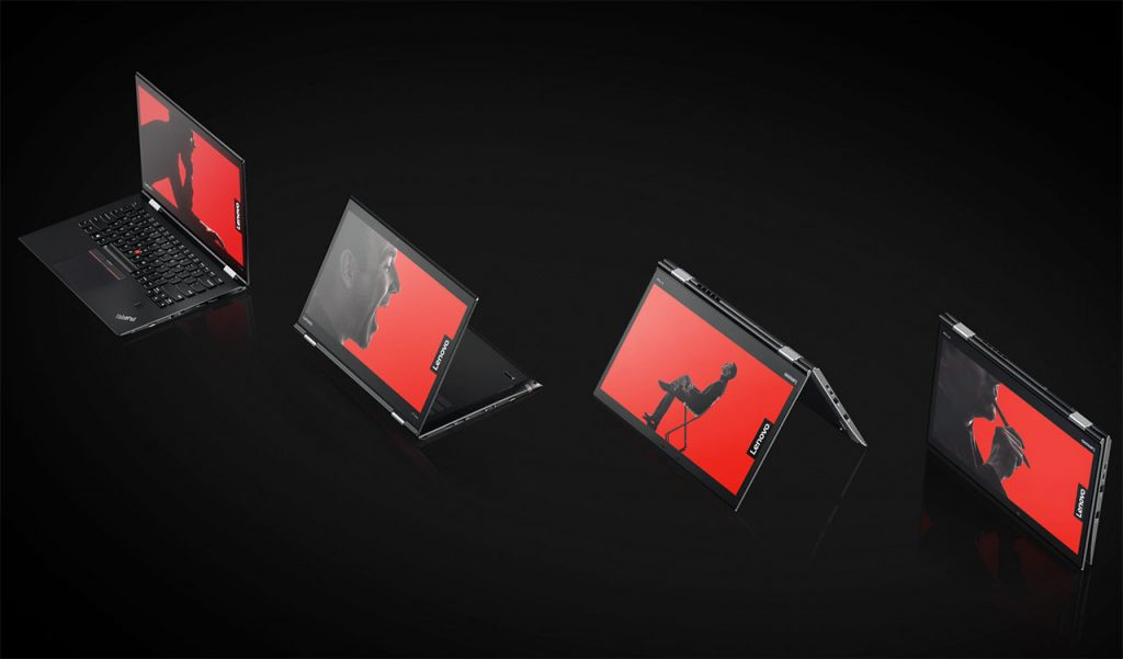 Lenovo showcase their new products at CES 2017