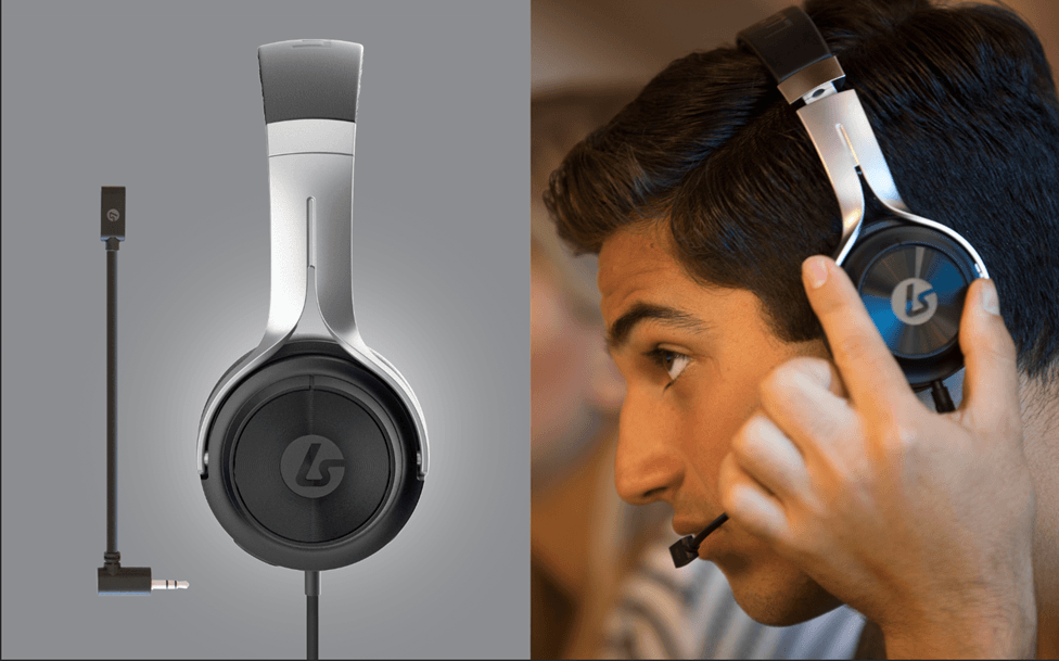 LucidSound invites Nintendo Switch gamers to a new standard of powered audio with the LS20 Amplified Universal Gaming Headset