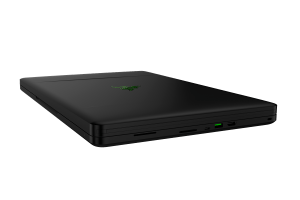 Razer showcased their Project Valerie multi-monitor gaming laptop at CES 2017