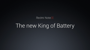 XIAOMI has launched Redmi Note 4 for India