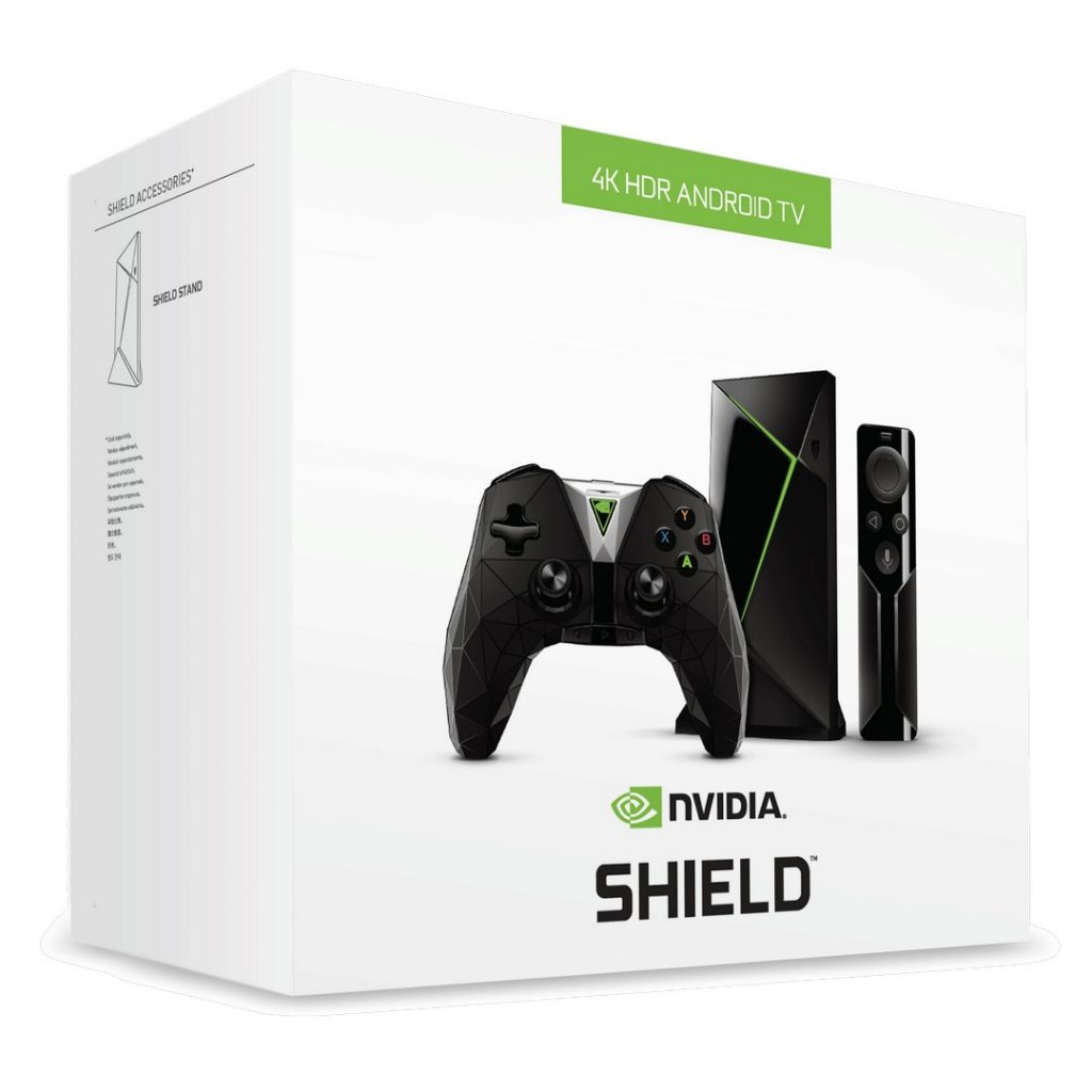 NVIDIA Launches New SHIELD TV, The Most Advanced Streamer