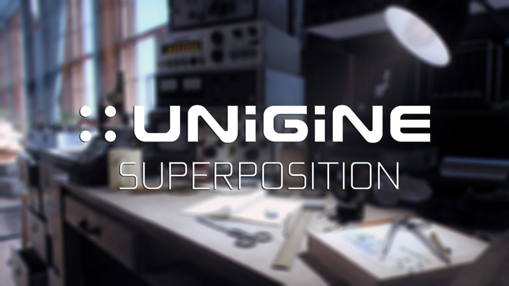 Unigine Superposition Benchmark not qualified to sell on Steam