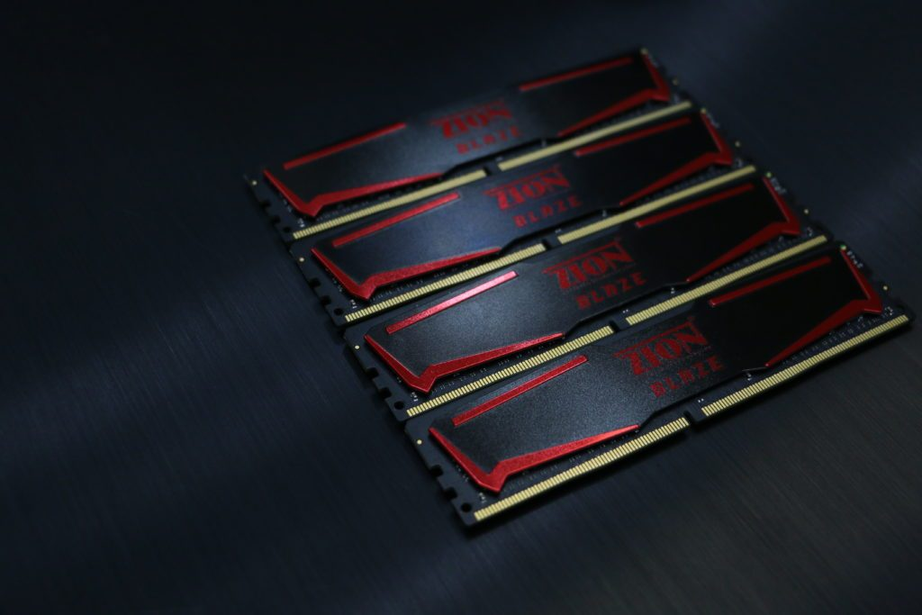 Zion announces the launch of its latest Xtreme Gaming RAM -  ZION BLAZE DDR4