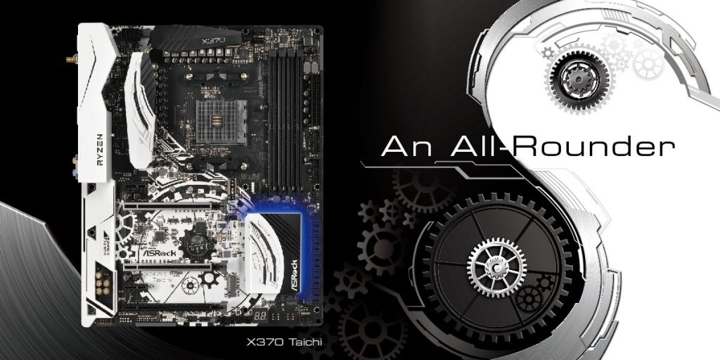 ASRock launches a new era of performance with AMD Ryzen motherboards