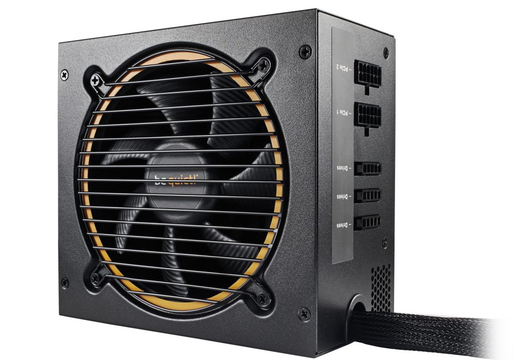 Be Quiet! announced the Pure Power 10 Series PSUs