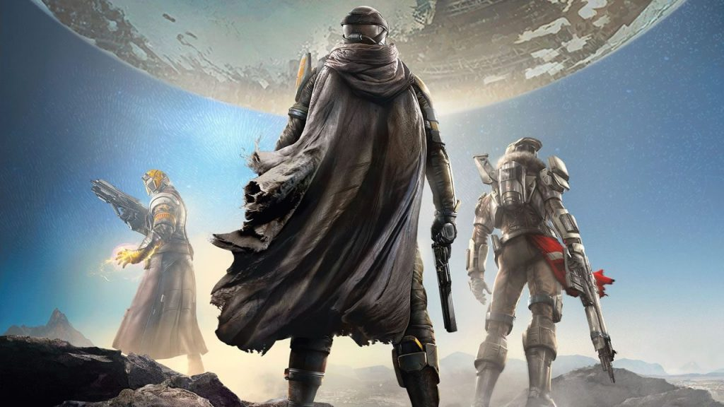 Destiny 2 will be released in 2017 and will be bigger than previous game