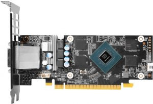 GALAX Launches Low Profile GTX 1050 OC and GTX 1050 Ti OC
