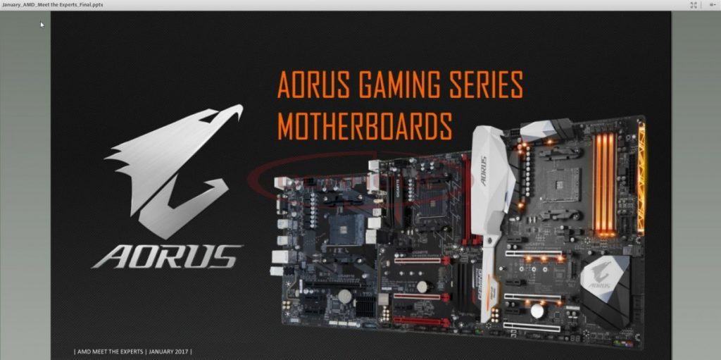 AMD discuss on upcoming AM4 motherboards at AMD Meet the Experts