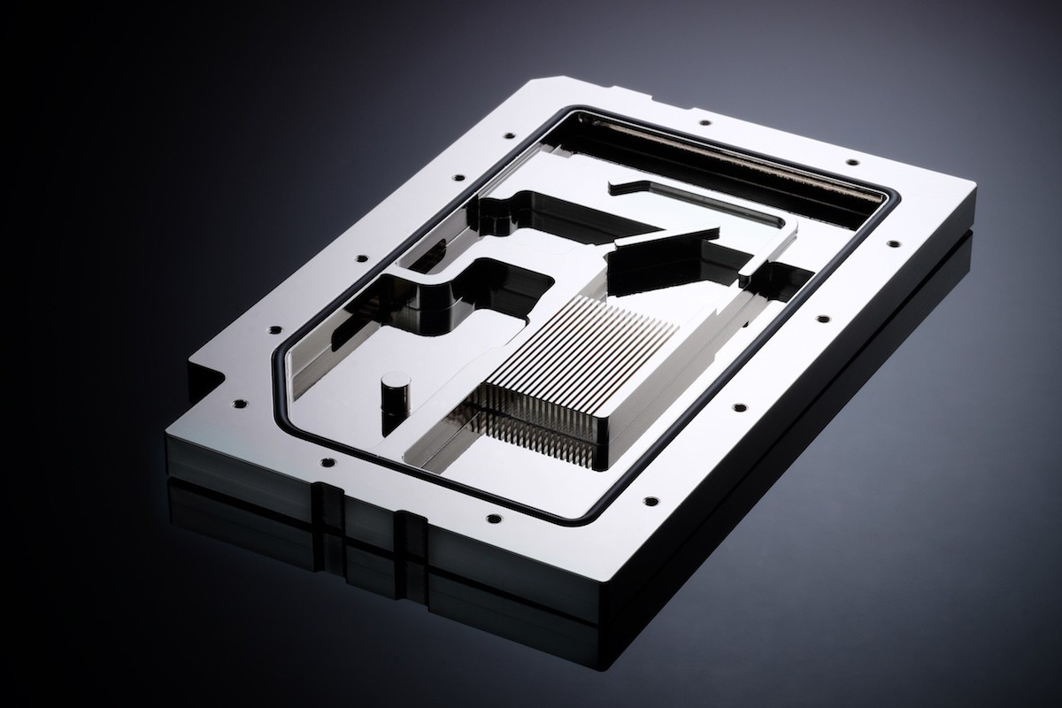 Phanteks Announces the Glacier G1080 Series GPU Water Blocks