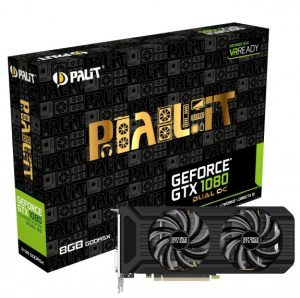 Palit announced their new flagship GeForce GTX 1080 Dual OC Edition