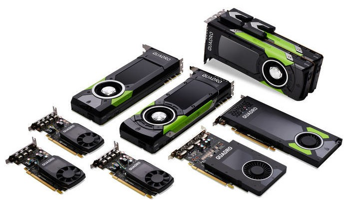 NVIDIA Introduced New Line of Quadro Pascal GPUs