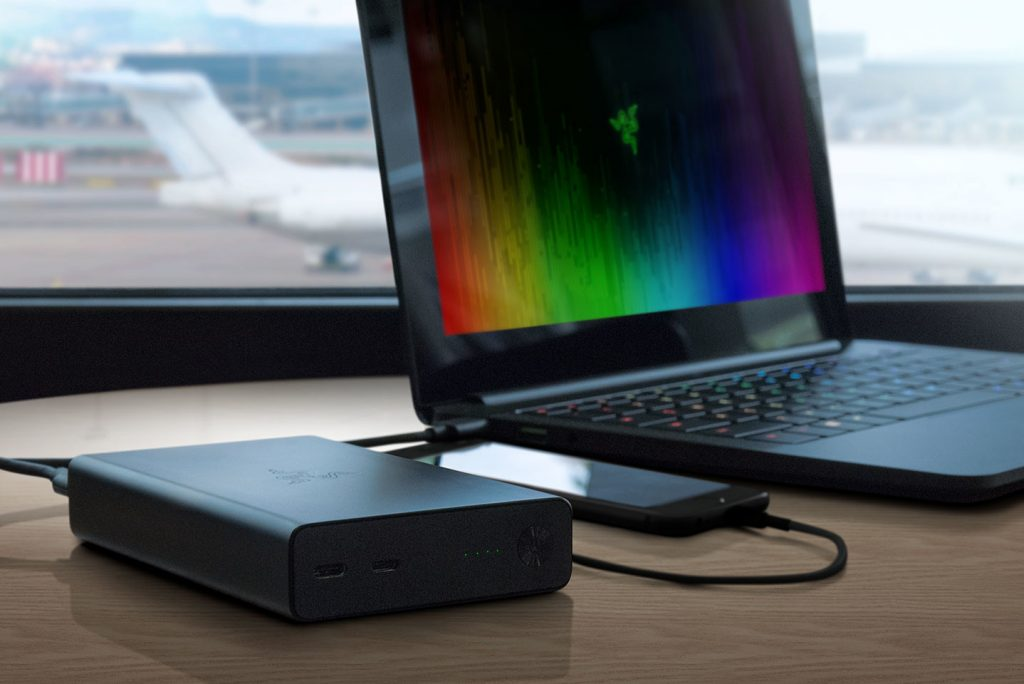 Razer Releases Power Bank Smart Charge Mobile Accessory