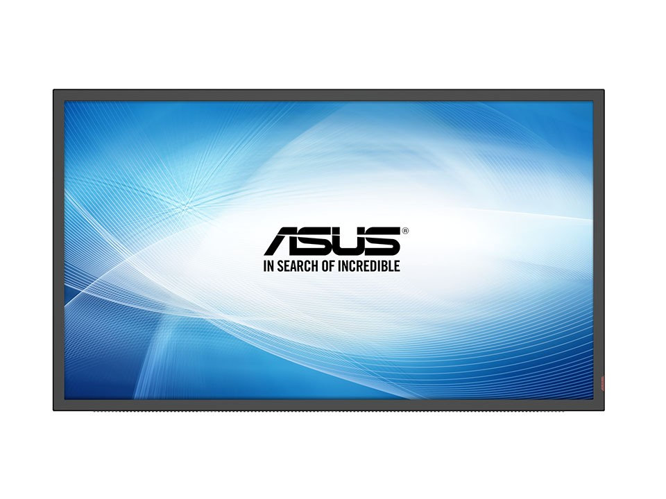 ASUS Showcases Latest Lineup of Digital Signage Solutions at ISE 2017