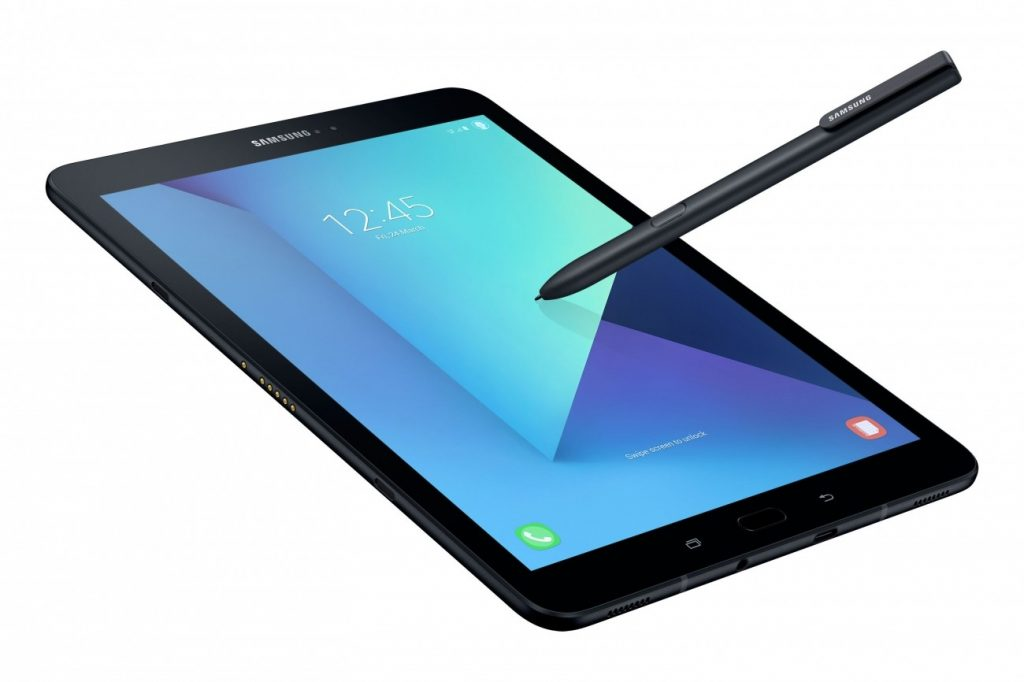 Samsung expands tablet portfolio with Galaxy Tab S3 and Galaxy Book, offering enhanced mobile entertainment and productivity