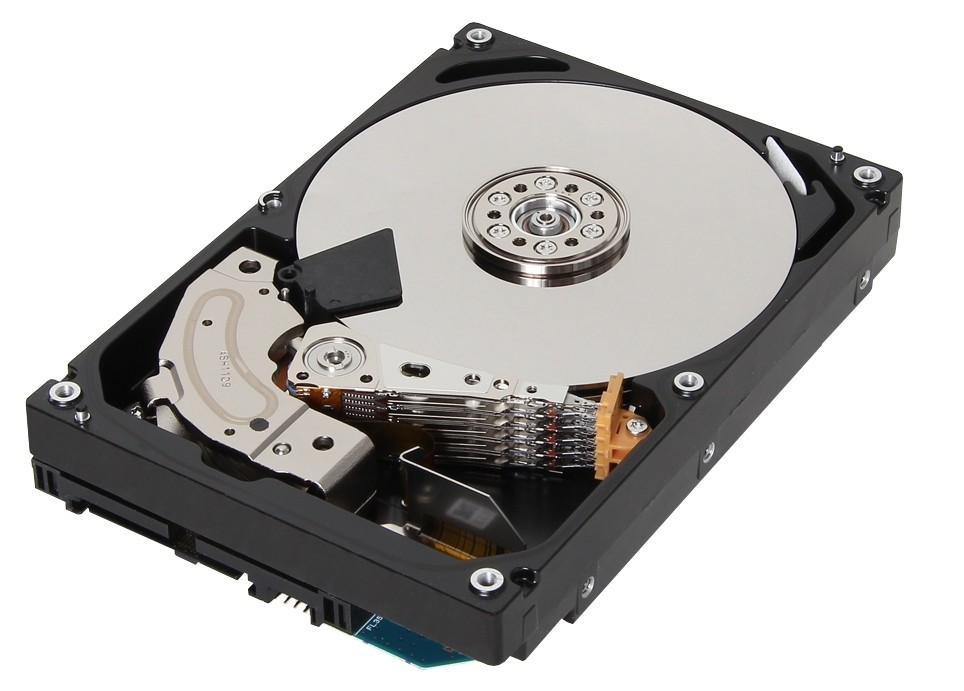 Toshiba Announces First MN Series HDDs