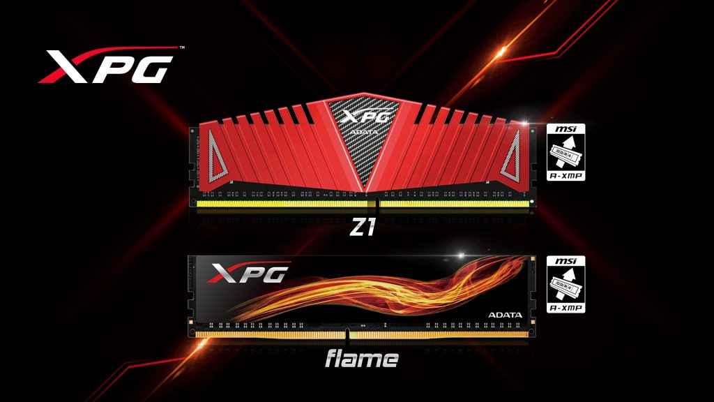 ADATA XPG DDR4 Officially Validated by AMD as Ryzen Compatible