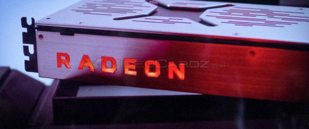 AMD Radeon RX Vega special edition card spotted in China