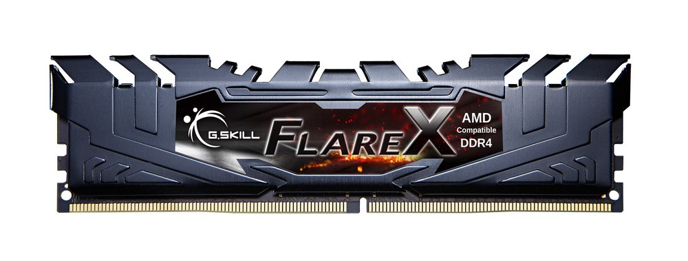G.SKILL Announces Flare X Series and FORTIS Series DDR4 Memory for AMD Ryzen