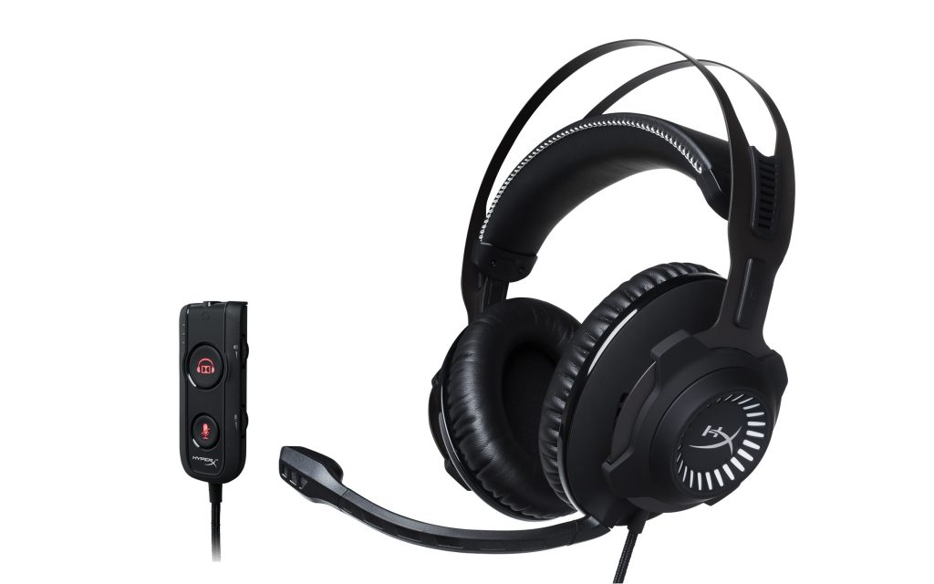 HyperX Announces Cloud Revolver S Gaming Headset with Dolby 7.1 Surround Sound