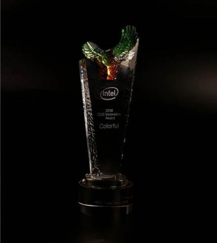 COLORFUL wins innovation award from Intel