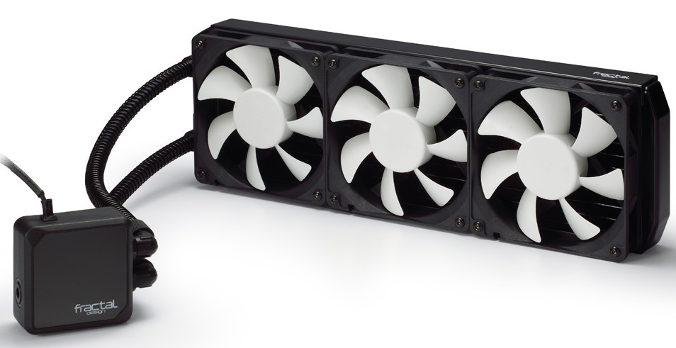 Fractal Design Announces Free AM4 Upgrade Kits for its Kelvin Series Coolers