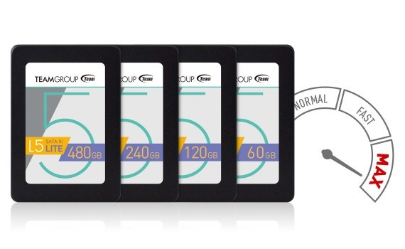 Team Group Announces the All New Compact & Solid L5 LITE SSD