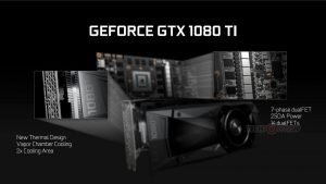NVIDIA GeForce GTX 1080Ti Reference PCB Compared with TITAN X Pascal
