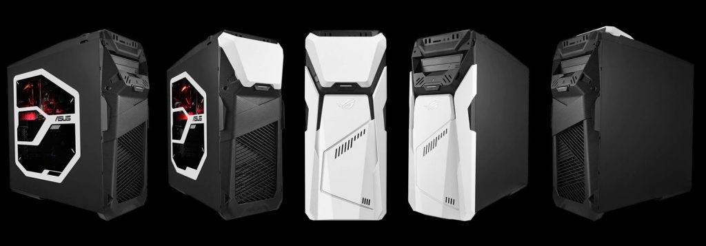 ASUS Announces the ROG STRIX GD30 Gaming Desktop