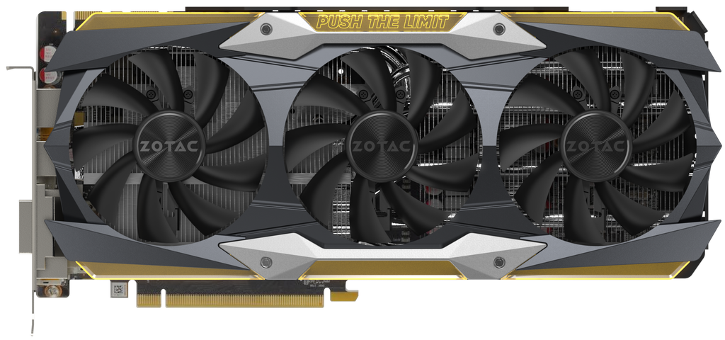 Zotac Pushes Pure Performance with GeForce GTX 1080 Ti AMP Edition