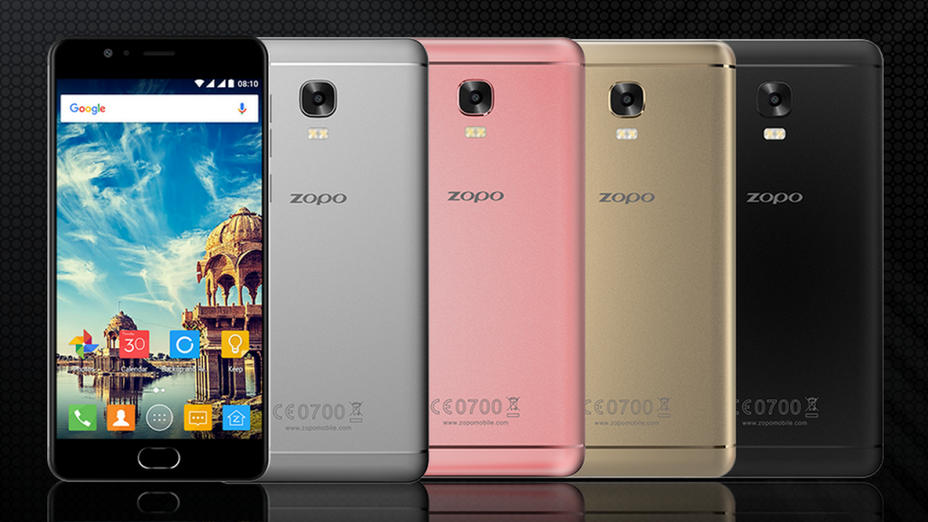 ZOPO Mobile has launched Flash X Plus exclusively for India