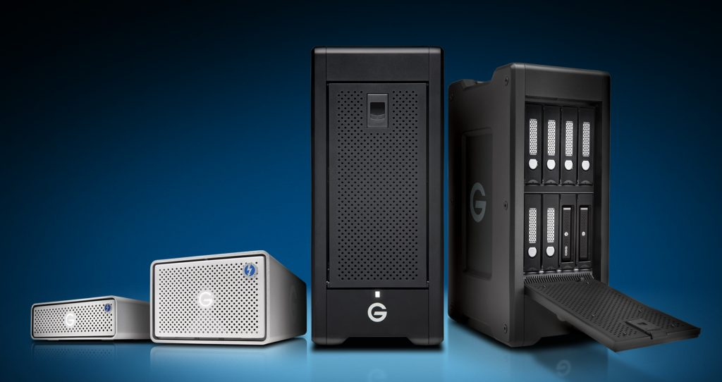Western Digital updates its G-Technology product lines with Thunderbolt 3 and USB Type-C