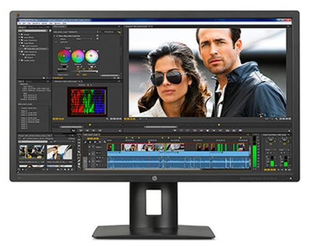 HP Intros New DreamColor Series Displays